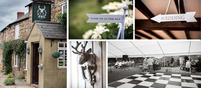 The Stag Wedding Venue
