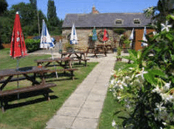 Image of the Pub Garden