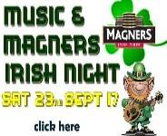 Irish Music Night The Stag Maidwell