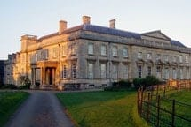 Picture of Lamport Hall Exterior