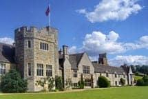 External view of Rockingham Castle