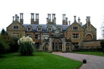 External view of Holdenby House