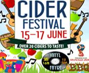 Cider-Festival-2018-The-Stag-Maidwell-Northampton
