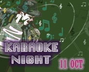 Karaoke at The Stag Maidwell