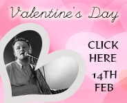 Valentine's Day Northampton