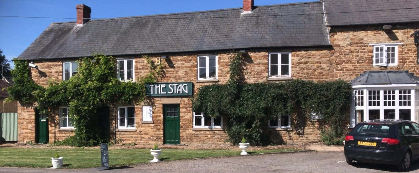 Stag Maidwell frontage