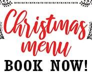 Christmas Menu Northampton