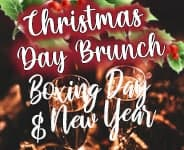 Festive Brunch Northampton