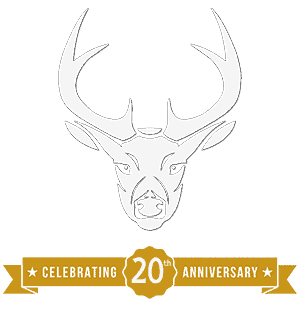 The Stag Celebrating Our 20th Anniversary